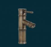 Смеситель для раковины Deco BF5031, античная латунь