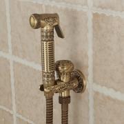 Гигиенический душ Deco BL5724, античная латунь