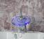 Смеситель-водопад Murano S205, стеклянный излив